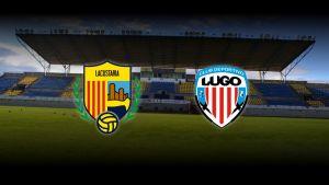 UE Llagostera - CD Lugo: primer objetivo, la permanencia