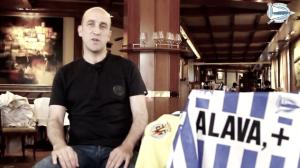 Aitor Arregi, un exjugador de Alavés y Villarreal, nos habla de su pasado albiazul