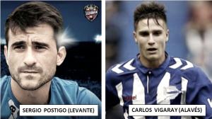 Sergio Postigo vs Carlos Vigaray: dos defensas que triunfan en sus equipos