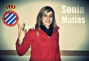 Entrevista. Sonia Matias: Fichar por el Espanyol, marcó mi carrera