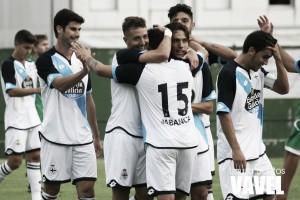 Borja Domingo y Hugo Rama hacen despegar al Fabril