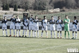 Fotos e imágenes del SD Dubra 0-3 Dépor B, despedida del año con victoria