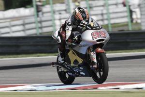 """Jorge Navarro: """"Llego fuerte y el equipo sabe lo que quiero de la moto"""""""