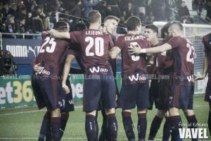 Resumen temporada 2016/17: el Eibar, sin límites