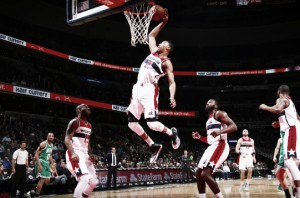 Washington Wizards dominate Boston Celtics, win 118-93