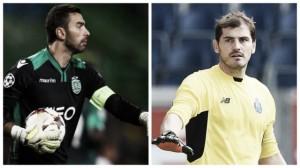 El cara a cara (I) La portería: Rui Patrício-Iker Casillas