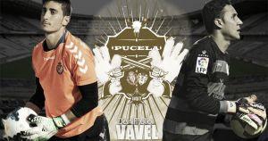 Diego Mariño y Keylor Navas, duelo de paradas en Zorrilla