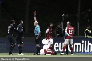 Penaltis, expulsiones y otras historias en Braga