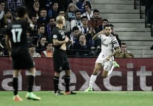 Daniel Alves entra no segundo tempo, marca no primeiro toque e Juventus vence Porto