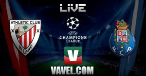 Athletic de Bilbao vs Oporto en vivo y directo online