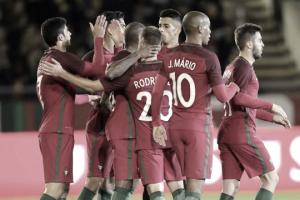 Los internacionales de la Real Sociedad: Debut de Kevin con Portugal
