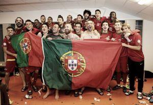 Portugal pasa la repesca por tercera vez consecutiva