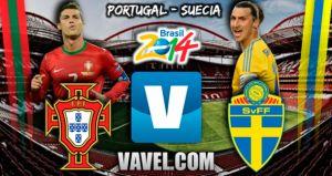 Portugal vs Suecia en vivo y en directo online