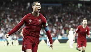Portugal y España dividieron honores en la primera cita del Mundial