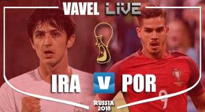 Resumen Portugal vs Irán en Mundial Rusia 2018 (1-1)