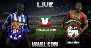 Oporto vs Marítimo en vivo y en directo online