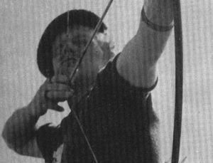 Jack Churchill, un arquero en las trincheras de la Segunda Guerra Mundial