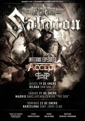 El heavy metal regresa a España