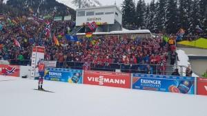 Johannes Boe réalise sa plus belle course ?