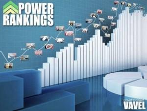 NHL Power Rankings 17/18 Semana 9