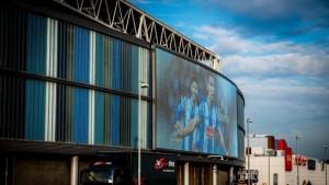 El Espanyol presenta la pantalla gigante del estadio