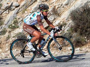 Frattura di tibia e perone per Pozzovivo, addio a Vuelta e Mondiale