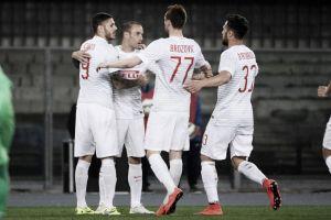 Icardi e Palacio trascinano l'Inter: 0-3 al Verona, digiuno finito