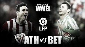 Previa Athletic Club - Real Betis: la tranquilidad en juego
