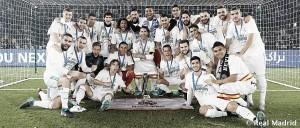 Puntuaciones del Real Madrid: Real Madrid 1-0 Gremio; Copa Mundial de Clubes 2017