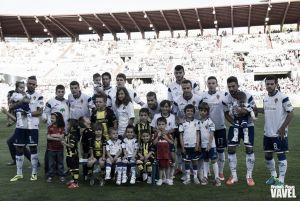 Real Zaragoza - C.E. Sabadell: puntuaciones del Real Zaragoza, jornada 39