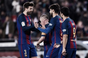 """Em defesa à André Gomes, Piqué desabafa: """"Aos que vêm para vaiar, que fiquem em casa"""""""
