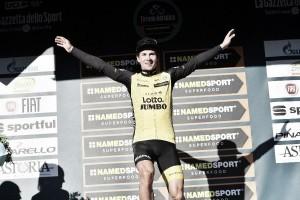 Giro dei Paesi Baschi, Fraile vince a Eibar. Bene Roglic