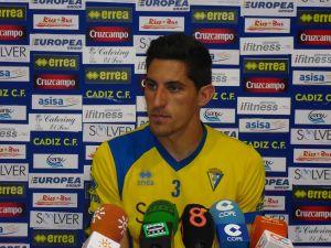 """Alberto Prada: """"El equipo ya está pensando en el Hércules"""""""