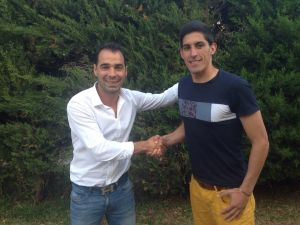 Alberto Prada, nuevo jugador del Cádiz CF