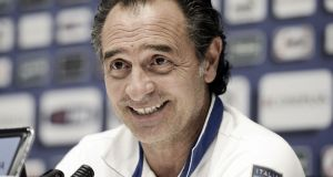 "Prandelli: ""We're Not Worried"""