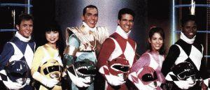 Los Power Ranger vuelven a la gran pantalla