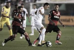 Após polêmicas recentes na Copa do Brasil, Santos e Flamengo voltam a se enfrentar