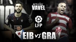 SD Eibar - Granada CF: Ipurúa, primer paso hacia la permanencia