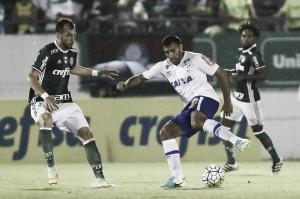 Palmeiras e Cruzeiro iniciam decisão pelas quartas de final da Copa do Brasil