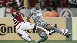 Em situações adversas, Palmeiras e Internacional se enfrentam pela 34° rodada