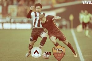 Udinese - È l'ora di un altro big match, al Friuli c'è la Roma