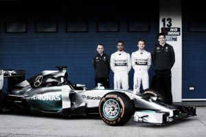 Mercedes presentará su monoplaza el 1 de febrero
