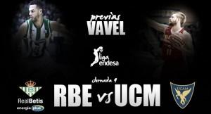 Real Betis - UCAM Murcia: cortar la racha negativa en una cancha propicia para los murcianos