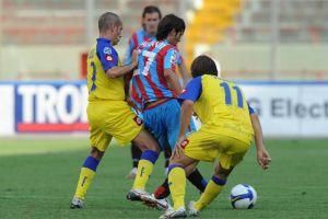 El Catania se estrena ante un flojo Chievo