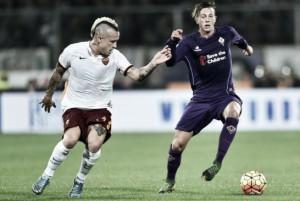 Roma - Fiorentina: objetivo Champions League