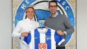 Skjelbred signs for Hertha Berlin