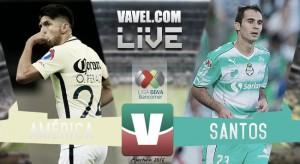 Las Águilas retoman el vuelo, derrotaron 3-1 a Santos