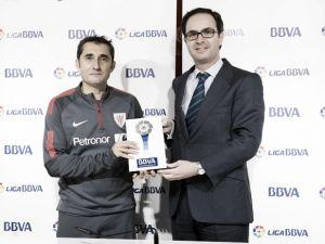 Valverde, mejor técnico de noviembre