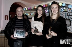 Xavi Llorens, Virginia Torrecilla y Paula Nicart, premiados por Futworld