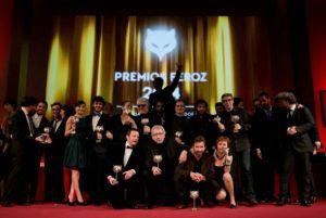 La elegancia y el estilo de los 'Premios Feroz'